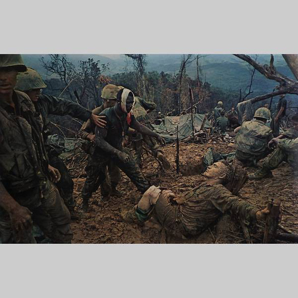 Ảnh chiến tranh Đông Dương lần đầu tiên triển lãm tại Singapore - Ảnh 2.