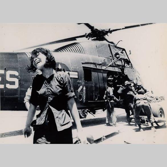 Ảnh chiến tranh Đông Dương lần đầu tiên triển lãm tại Singapore - Ảnh 4.