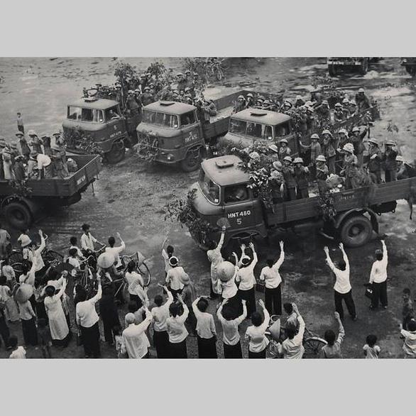 Ảnh chiến tranh Đông Dương lần đầu tiên triển lãm tại Singapore - Ảnh 6.