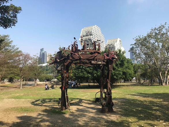 Đài Loan làm gì để thành phố cổ kính nhất càng đáng yêu hơn?  - Ảnh 6.
