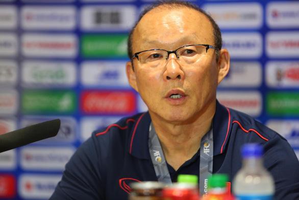 HLV Park Hang Seo: U-23 Việt Nam sẽ thắng bằng được Indonesia - Ảnh 1.