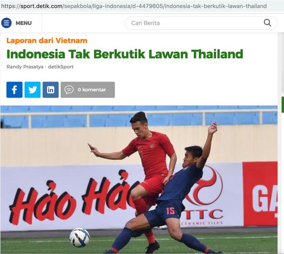 Báo chí Indonesia nổi giận với đội nhà - Ảnh 2.