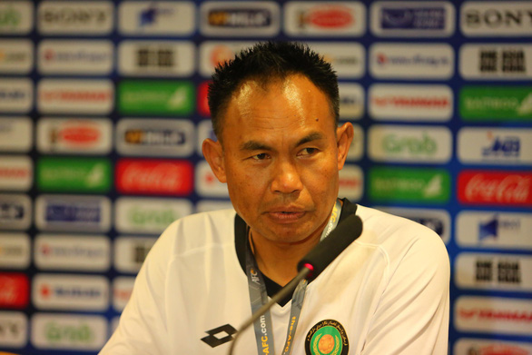 HLV đội U-23 Brunei: U-23 Việt Nam là đội bóng hàng đầu châu Á - Ảnh 1.