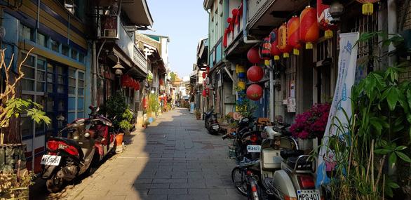 Đài Loan làm gì để thành phố cổ kính nhất càng đáng yêu hơn?  - Ảnh 5.
