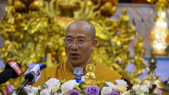 Đề xuất tạm đình chỉ tất cả chức vụ với Đại đức Thích Trúc Thái Minh - Ảnh 4.