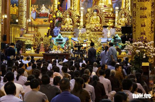 Vụ chùa Ba Vàng: Giáo hội Phật giáo Việt Nam sẽ 'xử lý thích đáng' - Ảnh 1.