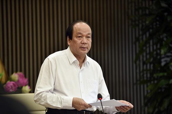 Thủ tướng nhắc Bộ Tư pháp xử lý những văn bản cài cắm lợi ích - Ảnh 1.