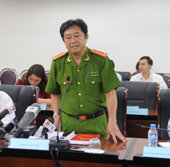 Giám đốc Công an Bình Dương làm phó bí thư tỉnh ủy - Ảnh 1.