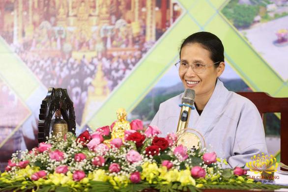 Bác đơn kiện của bà Phạm Thị Yến liên quan việc giải oan gia trái chủ tại chùa Ba Vàng - Ảnh 1.