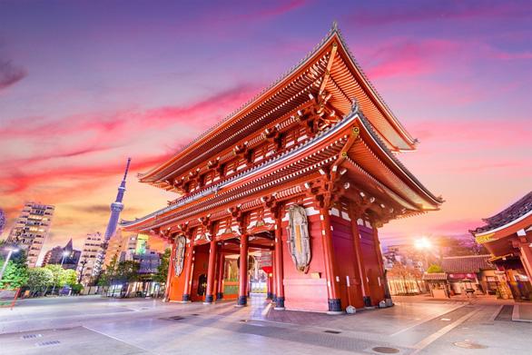 Tour tháng 5 tham dự sự kiện trọng đại của Nhật Bản - Ảnh 1.