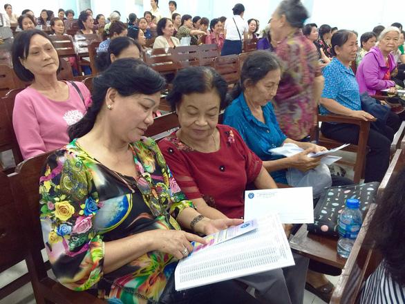 Vận động phụ nữ tham gia bảo hiểm xã hội tự nguyện - Ảnh 1.