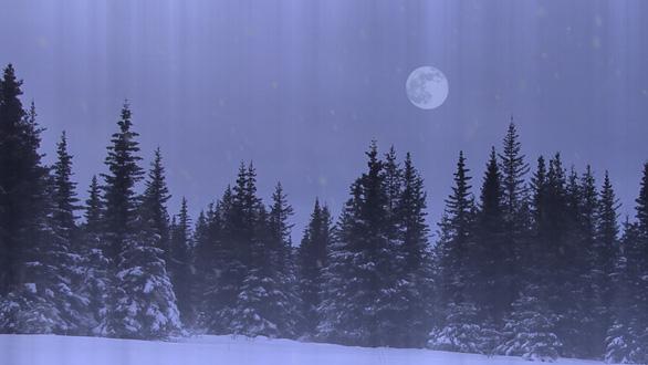 Trăng sói, trăng tuyết, trăng hồng… là trăng gì? - Ảnh 2.