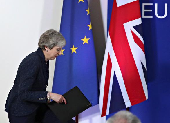 Anh có thể rời EU mà không có thỏa thuận sau ngày 12-4 - Ảnh 1.