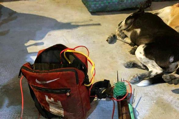 Bắt thanh niên trộm chó bán lấy tiền mua ma túy - Ảnh 2.