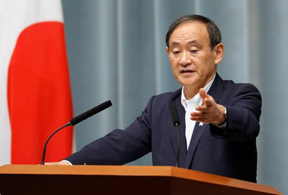 Nhật phản đối Trung Quốc khai thác dầu khí trên biển Hoa Đông - Ảnh 1.