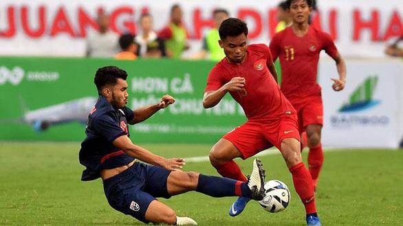 Tuyển thủ U-23 Indonesia: Đánh bại Việt Nam gỡ thể diện - Ảnh 1.