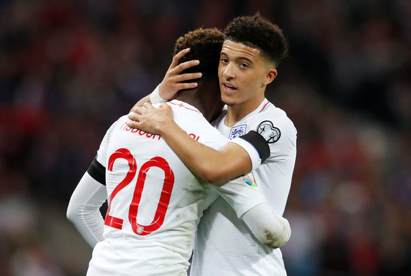Anh và Pháp đại thắng ở trận ra quân vòng loại Euro 2020 - Ảnh 1.