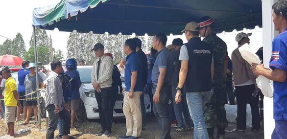 Xe khách gặp nạn ở Thái Lan, 5 người Việt tử vong - Ảnh 5.