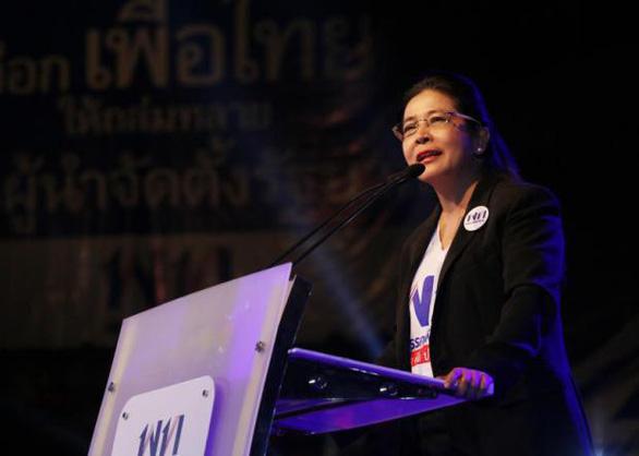 Trước ngày bầu cử, Thủ tướng Prayut thề xả thân vì đất nước - Ảnh 3.