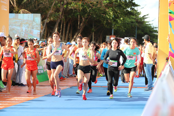 2.000 vận động viên dự Giải Việt dã toàn quốc 2019 - Ảnh 1.