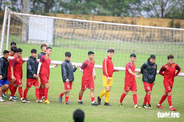 U-23 VN thư thả chờ quyết đấu với U-23 Indonesia - Ảnh 3.