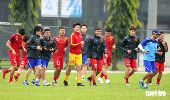 U-23 VN thư thả chờ quyết đấu với U-23 Indonesia - Ảnh 6.