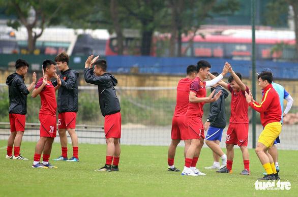 U-23 VN thư thả chờ quyết đấu với U-23 Indonesia - Ảnh 8.