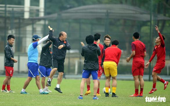 U-23 VN thư thả chờ quyết đấu với U-23 Indonesia - Ảnh 10.