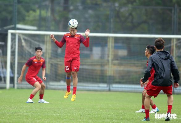 U-23 VN thư thả chờ quyết đấu với U-23 Indonesia - Ảnh 11.