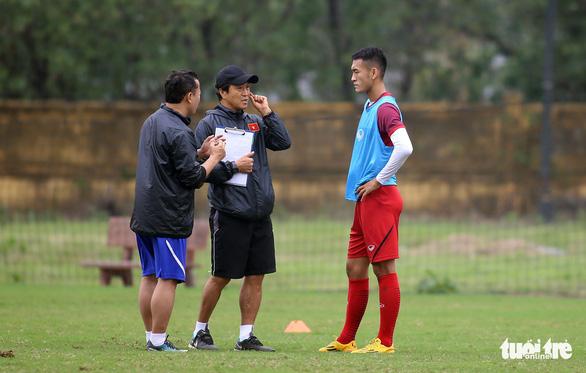 U-23 VN thư thả chờ quyết đấu với U-23 Indonesia - Ảnh 14.