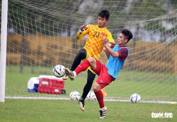 U-23 VN thư thả chờ quyết đấu với U-23 Indonesia - Ảnh 13.