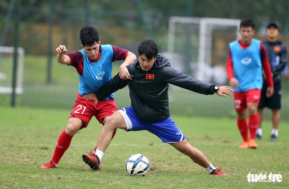 U-23 VN thư thả chờ quyết đấu với U-23 Indonesia - Ảnh 2.