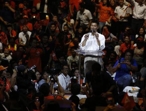 Trước ngày bầu cử, Thủ tướng Prayut thề xả thân vì đất nước - Ảnh 5.