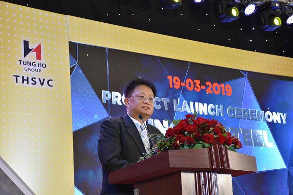 Thép Tung Ho Đài Loan thân thiện với môi trường đến Việt Nam - Ảnh 1.