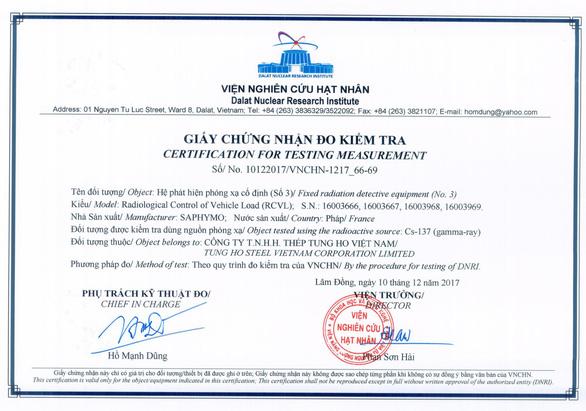 Thép Tung Ho Đài Loan thân thiện với môi trường đến Việt Nam - Ảnh 2.