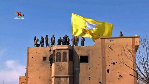 Lực lượng Dân chủ Syria: Đã quét sạch IS - Ảnh 1.