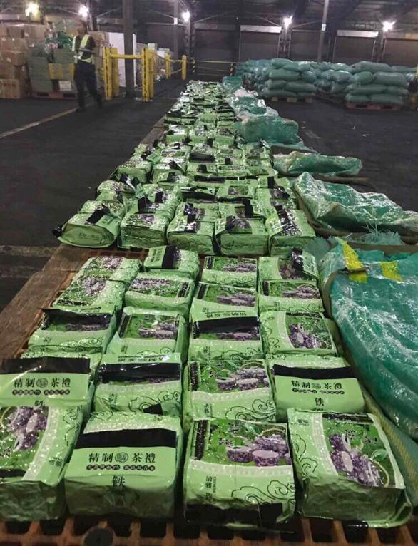 Philippines bắt giữ 276kg ma túy xuất đi từ cảng Cát Lái - Ảnh 1.