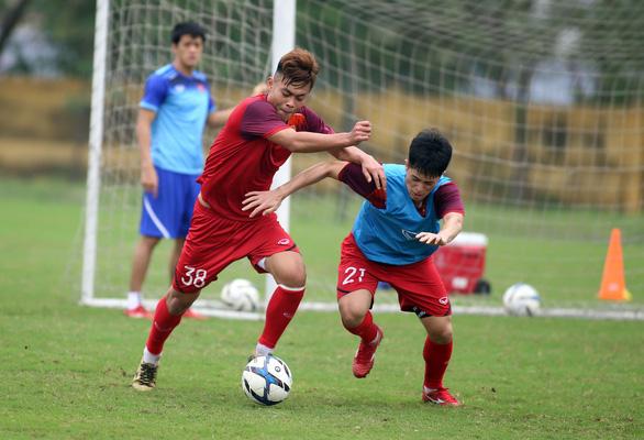 Quang Hải đá chính trận gặp U23 Indonesia tối nay - Ảnh 2.