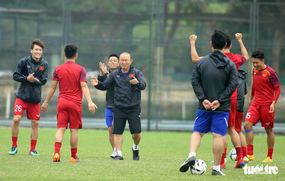 U-23 Việt Nam - U-23 Indonesia: Quyết thắng ở Mỹ Đình - Ảnh 1.