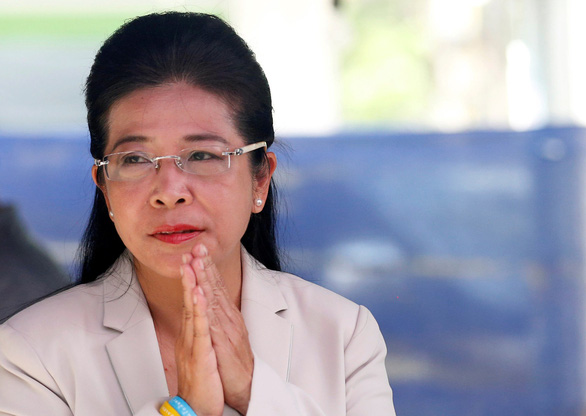 Hồi hộp chờ kết quả sơ bộ cuộc bầu cử Thái Lan - Ảnh 1.