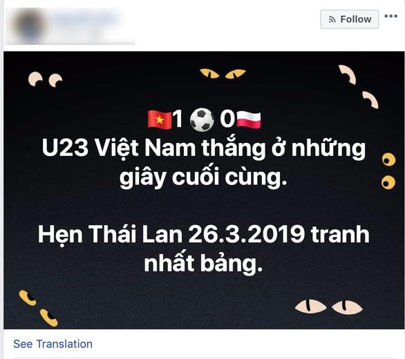 CĐV VN vỡ òa vì chiến thắng ở phút cuối, hẹn gặp Thái Lan - Ảnh 4.