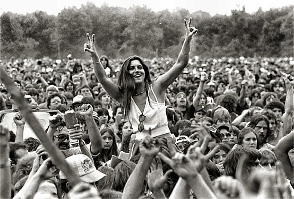Woodstock trở lại : 50 năm giây phút lịch sử của rock - Ảnh 3.