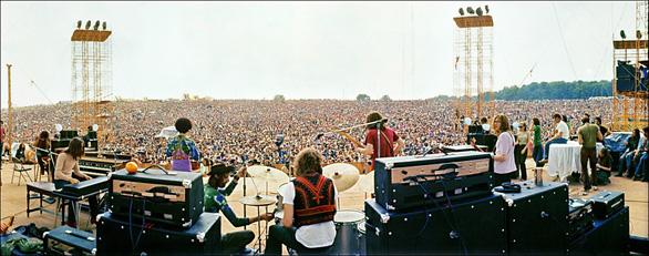 Woodstock trở lại : 50 năm giây phút lịch sử của rock - Ảnh 4.