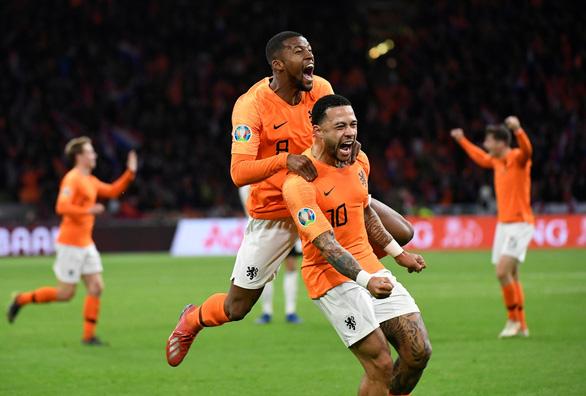 Đức thắng nghẹt thở Hà Lan phút 90 - Ảnh 2.