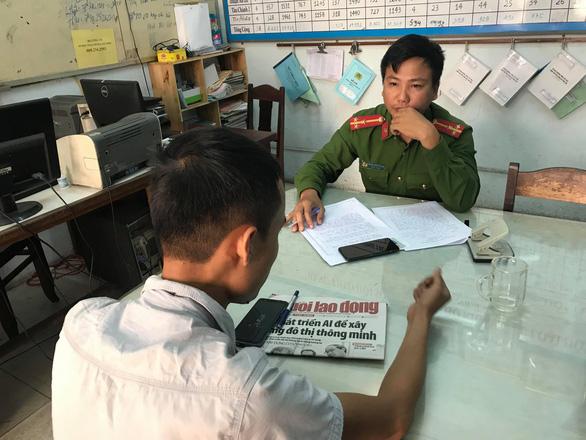 Chủ tịch Đà Nẵng yêu cầu làm rõ vụ côn đồ hành hung phóng viên - Ảnh 1.