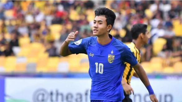 Sao trẻ Thái Lan được AFC công nhận kỷ lục ở U23 châu Á - Ảnh 1.