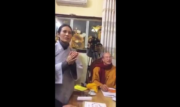 Bà Phạm Thị Yến lộng ngôn về tín ngưỡng thờ Mẫu - Ảnh 3.