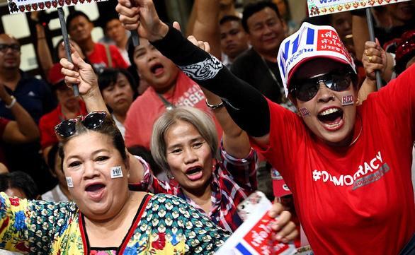 Bầu cử Thái Lan: chính quyền quân sự chắc vị thế - Ảnh 1.