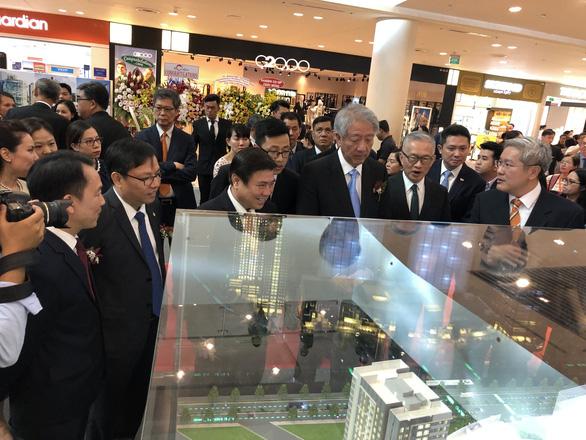 Saigon Co.op bắt tay nhà đầu tư Singapore phát triển địa ốc khu Nam Sài Gòn - Ảnh 1.