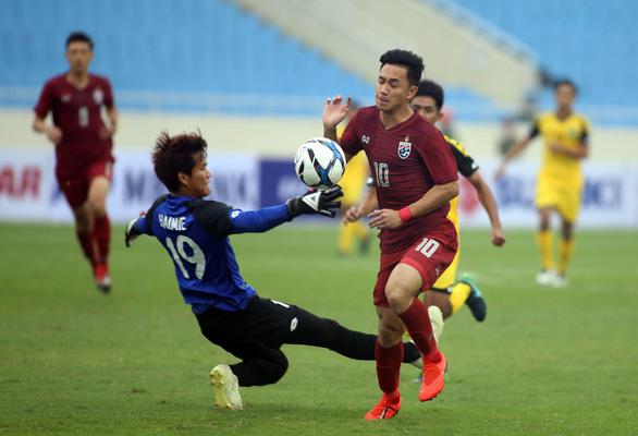U23 Thái Lan tổn thất lực lượng trước trận gặp U23 VN - Ảnh 2.